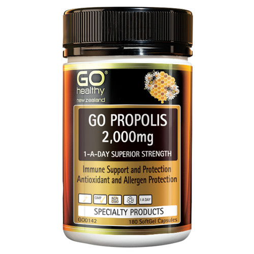 Go Propolis 2000mg 1-A-Day