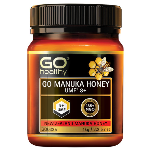 Go Manuka Honey UMF 8+ (MGO 180+)
