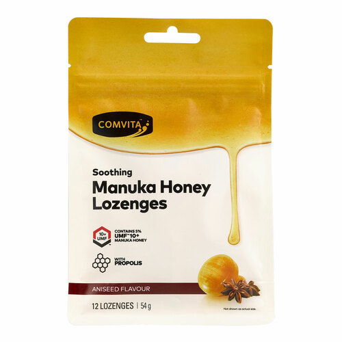 Manuka Honey Lozenges - Aniseed