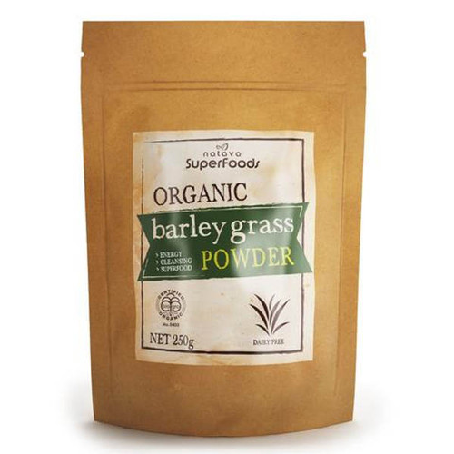 Certified Organic Barley Grass Powder
