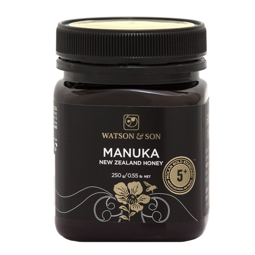 New Zealand Manuka Honey 5+
