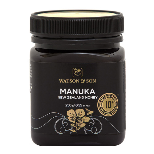 New Zealand Manuka Honey 10+