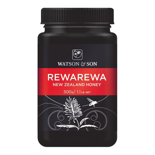 New Zealand Rewarewa Honey