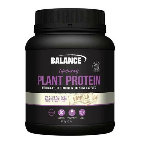 Plant Protein Vanilla