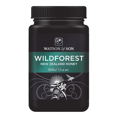 New Zealand Wildforest Honey