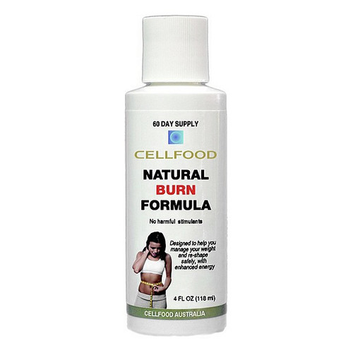 Cellfood Natural Burn Formula