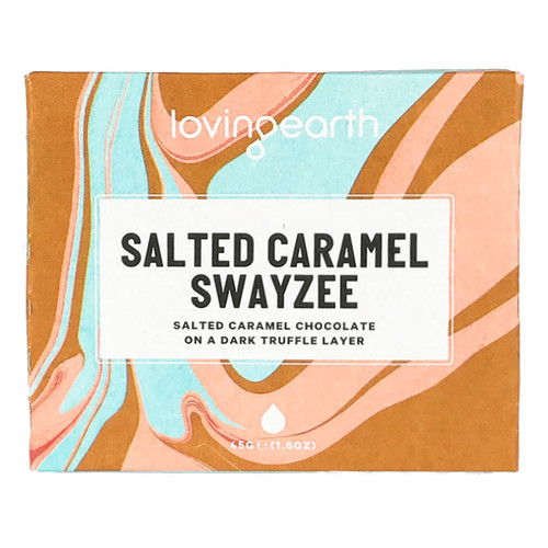 Salted Caramel Swayzee Chocolate