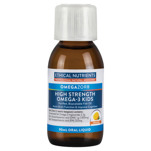 OmegaZorb High Strength Omega-3 Kids