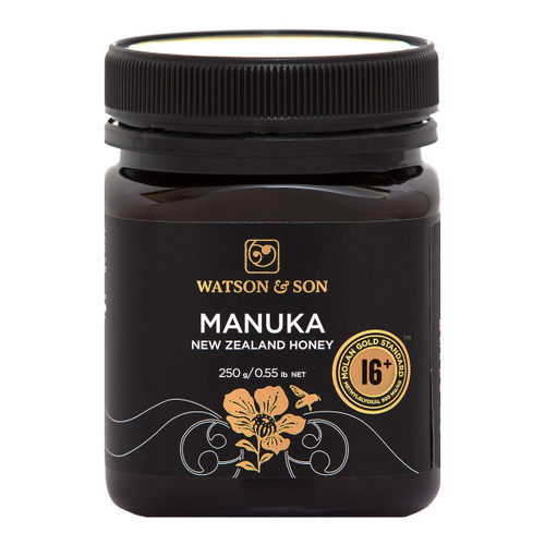 New Zealand Manuka Honey 16+