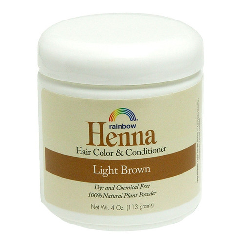 Henna Light Brown