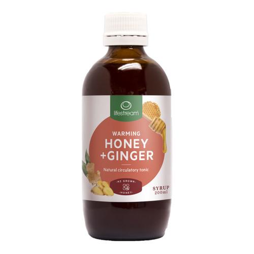 Honey & Ginger Syrup