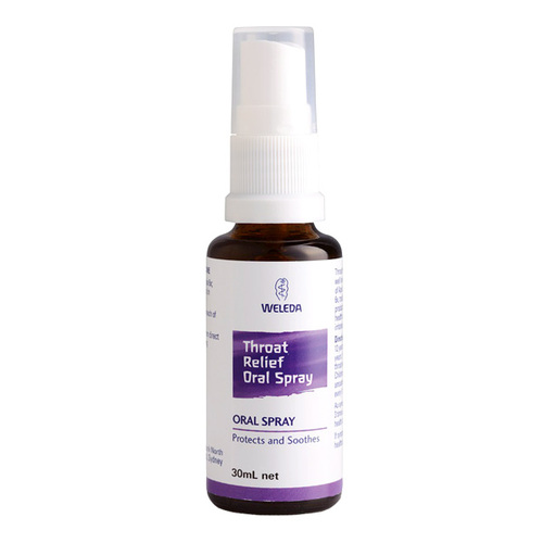 Throat Relief Oral Spray