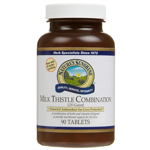 Milk Thistle Combination