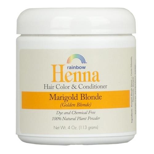 Henna Marigold Blonde - Golden Blonde