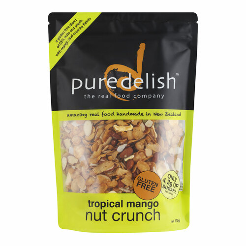 Tropical Mango & Fruit Crunch