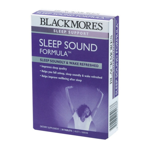Sleep Sound Formula