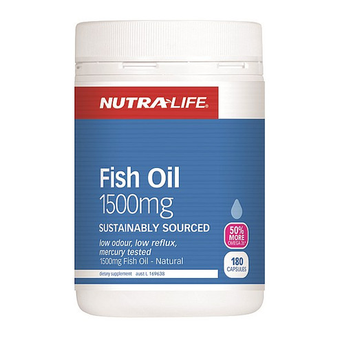 Fish Oil 1500mg