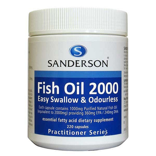 Fish Oil 2000