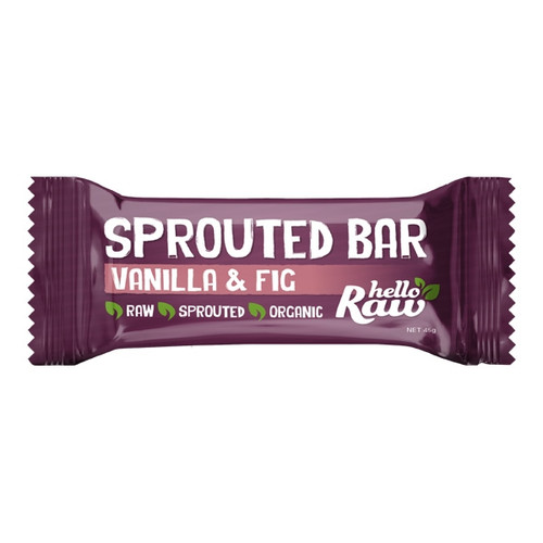 Vanilla & Fig Sprouted Bar