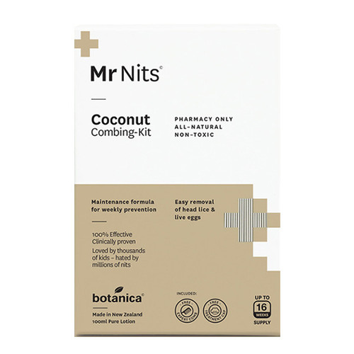 Mr Nits Coconut Combing-Kit