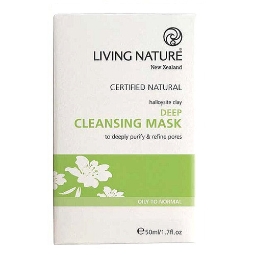 Deep Cleansing Mask