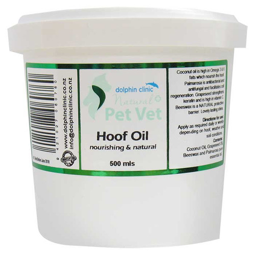 Pet Vet Equine Hoof Oil