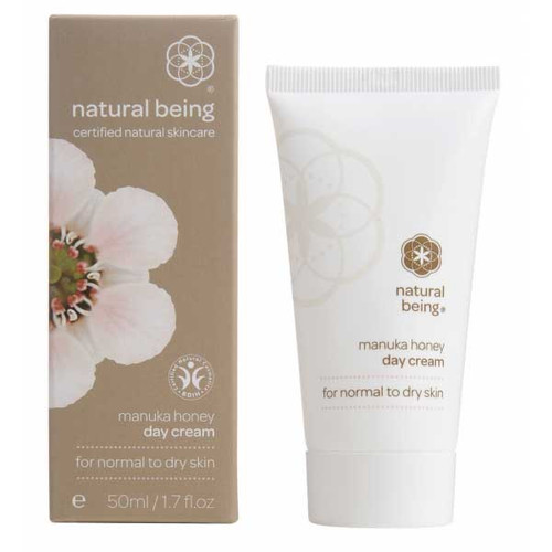 Manuka Honey Cream - Day Cream