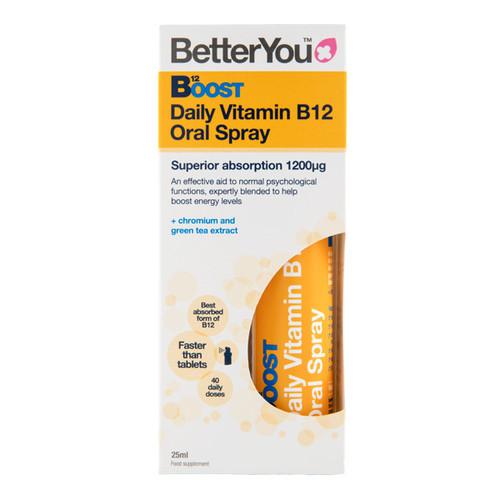 Boost Daily Vitamin B12 Oral Spray