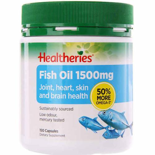 Omega 3 Fish Oil 1500mg