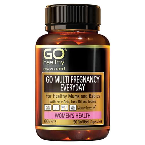 Go Multi Pregnancy Everyday