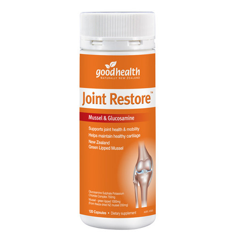 Joint Restore - Mussel + Glucosamine