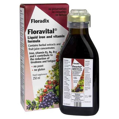 Floravital - Yeast-Free