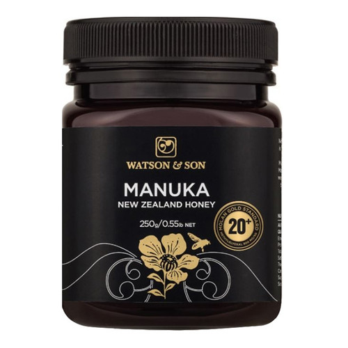 New Zealand Manuka Honey 20+