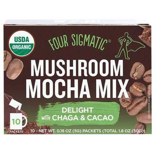 Mushroom Mocha Mix - Delight