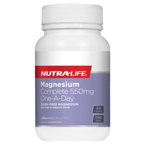 Magnesium Complete 550mg