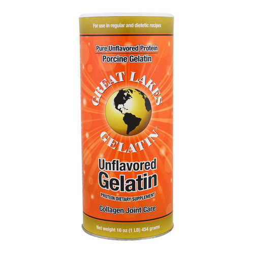 Unflavoured Gelatin Collagen Joint Care - Porcine