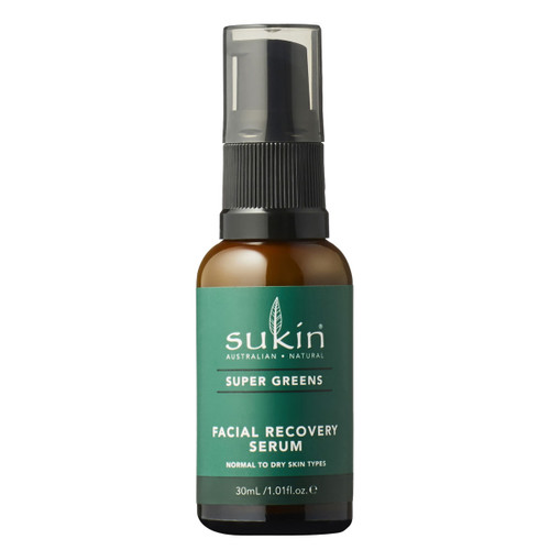 Super Greens Facial Recovery Serum
