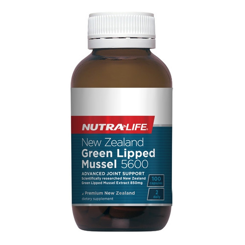 NZ Green Lipped Mussel 5600