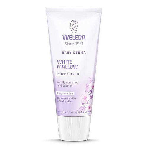 White Mallow Face Cream
