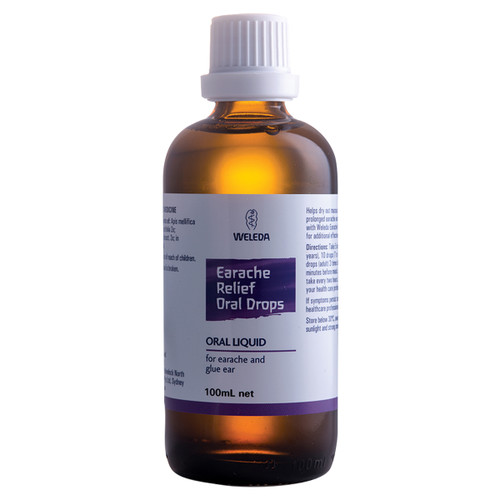 Earache Relief Oral Drops