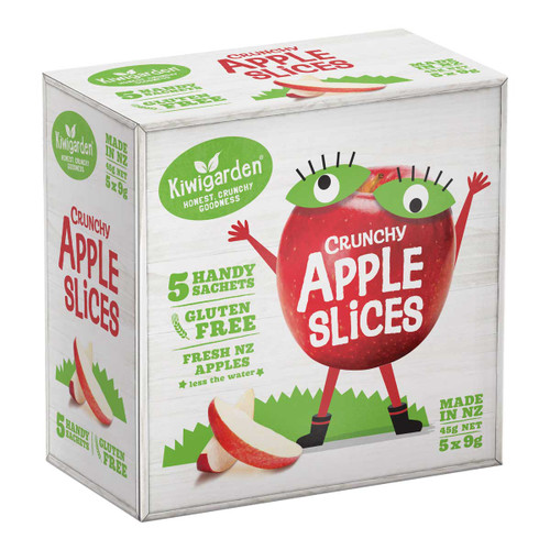 Crunchy Apple Slices