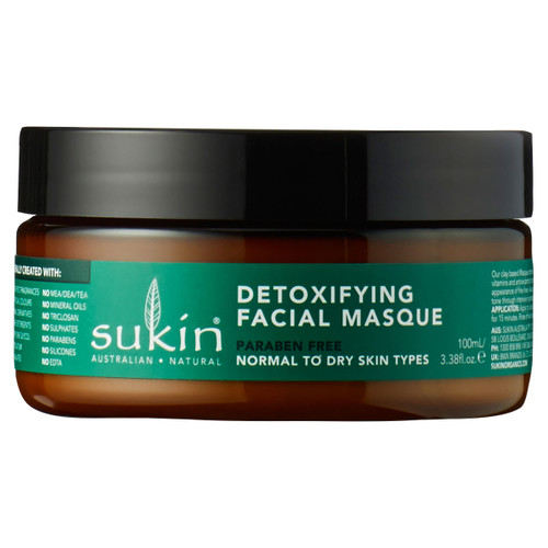 Super Greens Detoxifying Clay Masque
