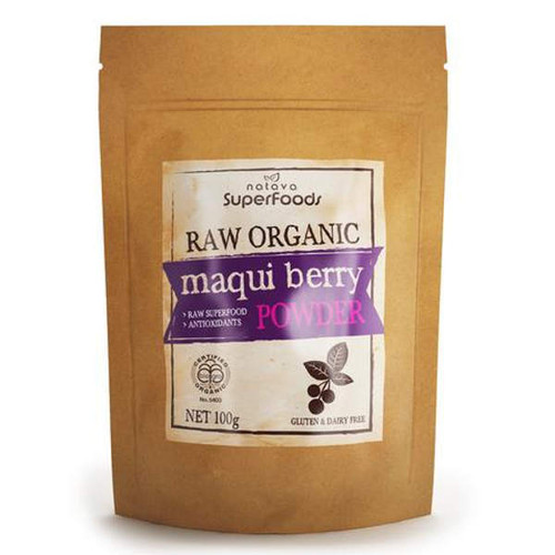 Certified Organic Maqui Berry Powder