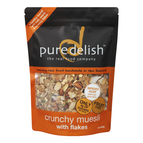 Crunchy Muesli with Flakes