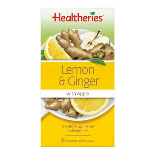 Lemon, Ginger & Apple Tea