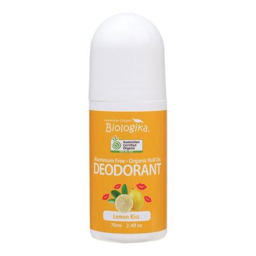 Roll On Deodorant - Lemon Kiss