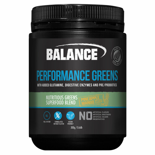 Performance Greens - Pineapple Mango