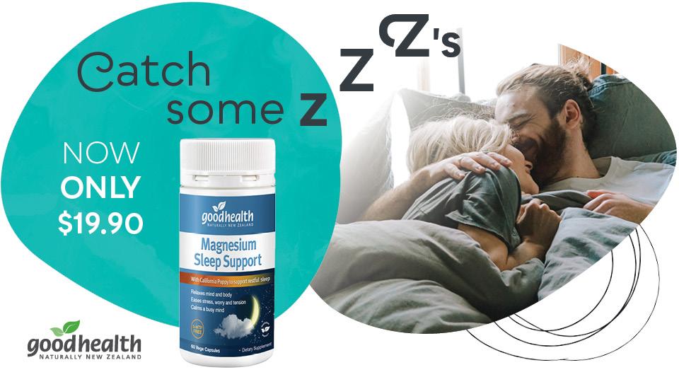 Homepgae Deals - Good Health Magnesium Sleep