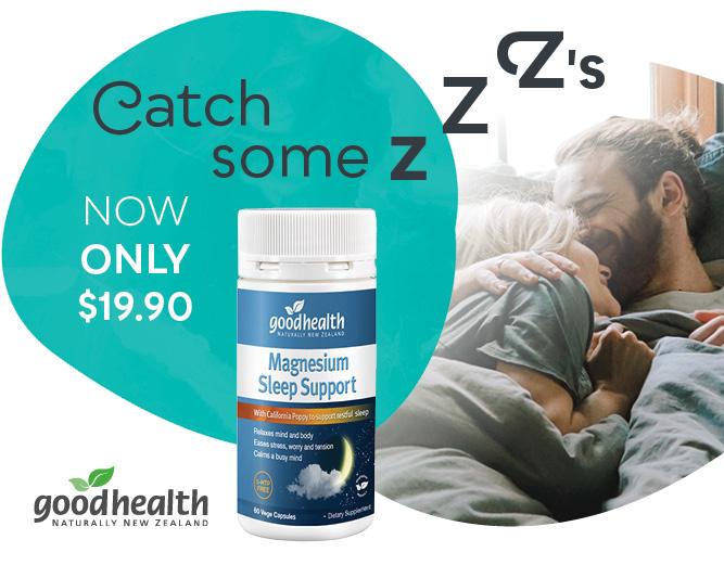 Good Health Magnesium Sleep