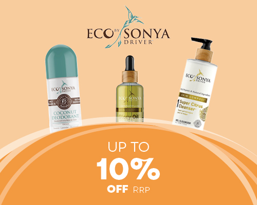 Homepage Deals - Eco By Sonya Discount Off RRP
